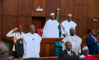 Booing: APC tackles 'unruly' lawmakers, blames Saraki, Dogara