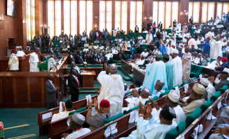'Booing is part of democracy' — and other reactions to Buhari's budget presentation