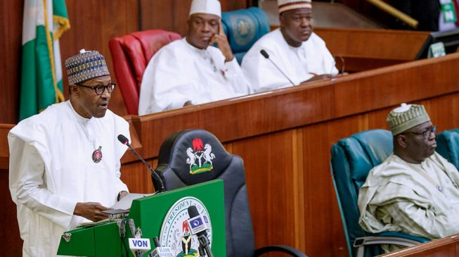 Lawmakers booing Buhari didn't come as a surprise