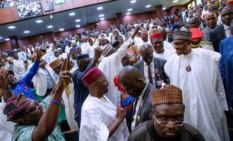 Buhari: Heckling is part of the democratic process