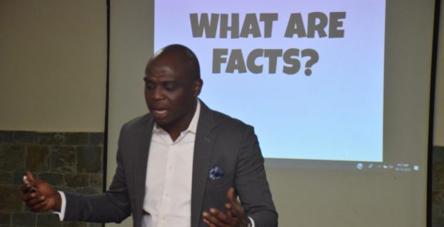 Cable Foundation trains journalists on fact checking