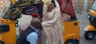 Charly Boy reveals why he finally married partner after 40 years together