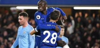 EPL roundup: Chelsea inflict first defeat on Man City as Liverpool go top