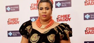 PHOTOS: Chigul, Dakore Egbuson… celebs in opulent garbs at 'Chief Daddy' premiere