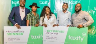 PROMOTED: Taxify rewards top drivers, riders at exclusive event