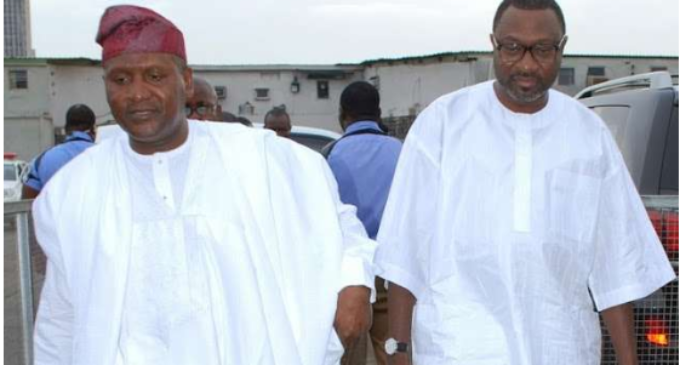 'We'll give you $75K for every goal you score now' — Dangote, Otedola  to rain dollars on Eagles