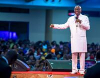 Winners Chapel: Why we held services on Sunday despite ban on large gatherings