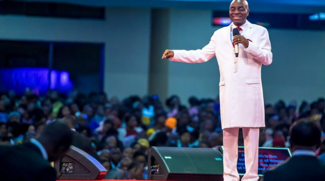 'Nigeria may be up for sale' — Oyedepo misinterprets satire on Jubril from Sudan (video)
