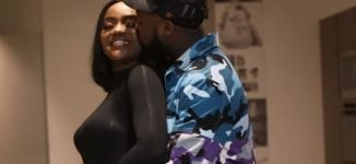 WATCH: Davido's babymamas, Chioma make cameo in his 'Wonder Woman' video