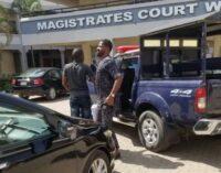 Deji Adeyanju sent back to prison over fresh allegations