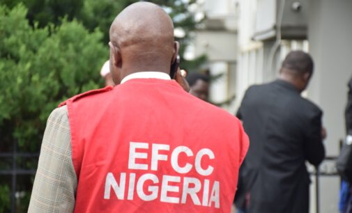 FLASHBACK: When EFCC busted syndicate of illegal gold miners in Zamfara