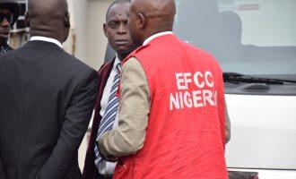 EFCC arrests Ganduje's commissioner over 'N86m fraud'