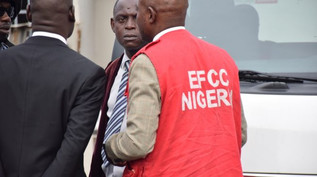 EFCC arrests Ganduje's commissioner over 'N86m fraud'