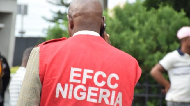 'He was led there by love' — EFCC speaks on counsel's visit to judge's house
