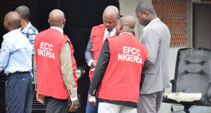 We arrested Orji's son and it has nothing to do with Atiku, says EFCC