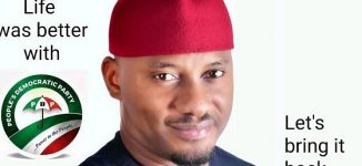 Yul Edochie defects to PDP — third party in less than two years