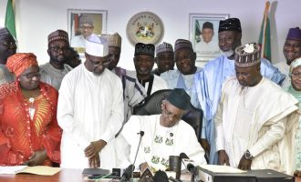 El-Rufai signs 2019 budget into law