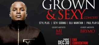 eLDee coming out retirement for concert with Olu Maintain, Styl Plus