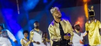 VIDEO: Tim Godfrey, Kenny Blaq, Tope Alabi perform at The Experience
