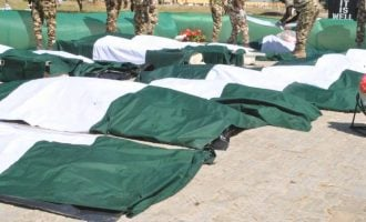 Ndume: Boko Haram has killed over 840 soldiers in Borno