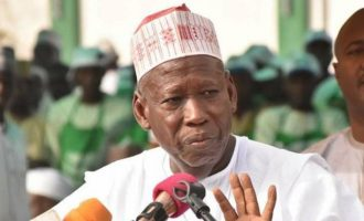 Ganduje: I supported Oyegun's removal because he marginalised us