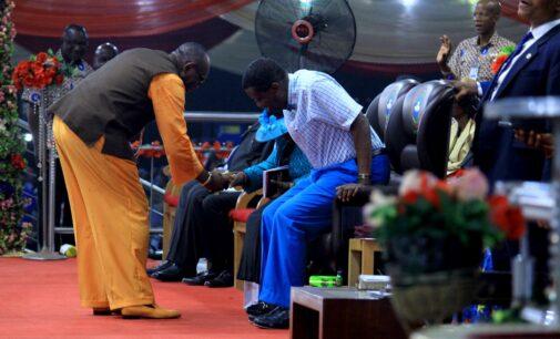 Top clerics join RCCG congress as Adeboye harps on importance of praying