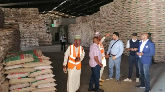 After China, Saudi Arabia donates 140,468 bags of rice and beans to IDPs