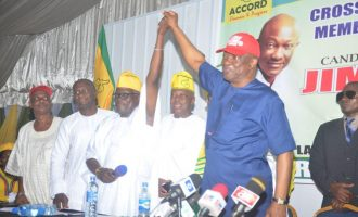 Fashola's allies endorse Agbaje as battle to take Lagos from APC hots up