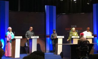 What the VP debate taught us about the alternatives to APC/PDP