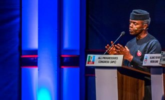 VP debate has shown Osinbajo is 'best VP' in Nigeria's history, says group