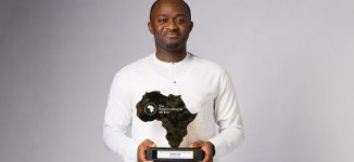 Samson Itodo named young person of the year at Future Awards Africa