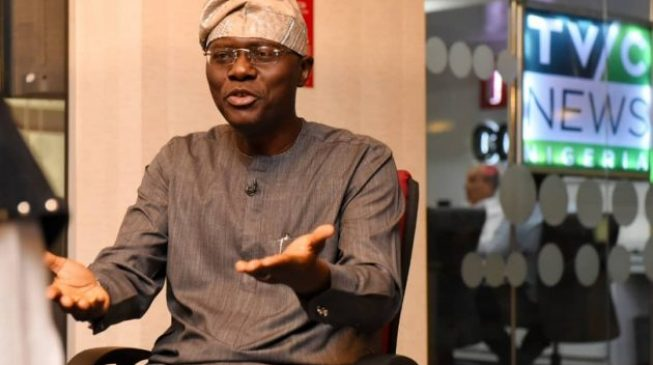 Sanwo-Olu: I said we'd review NOT clear Apapa gridlock in 60 days