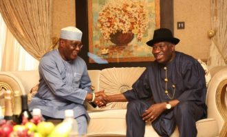 Vote Atiku so we can all have food to eat, says Jonathan
