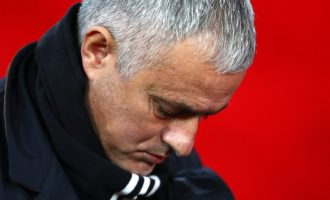 Let me live my normal life until I return to football, Mourinho tells media