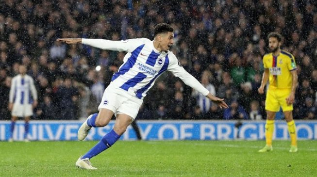 Brighton vs. Crystal Palace live stream
