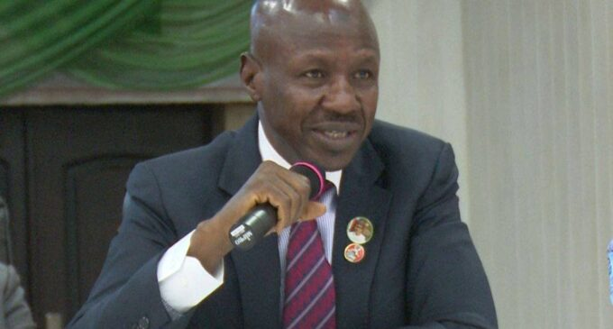 Governors now afraid of organising flamboyant parties, says Magu