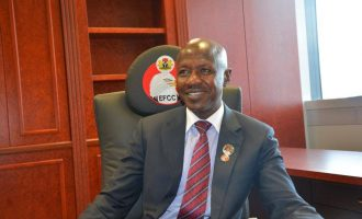 Magu: It's not yet time to return to base