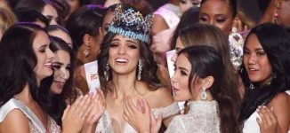 Mexican model crowned 2018 Miss Wold