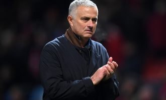 Mourinho sacked by Man Utd after Liverpool defeat