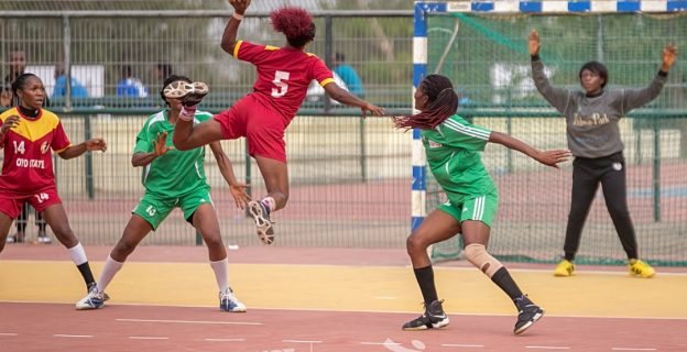 Action images from National Sports Festival 2018