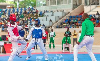 Delta bags 163 gold medals, wins National Sports Festival