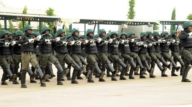 Police commission halts recruitment of 10,000 personnel