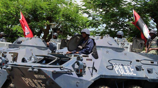 Camp coordinator: Some policemen absconded from Yobe because of Christmas — not fear of Boko Haram