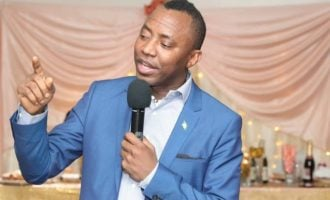 We'll strip all corrupt ex-presidents of their national awards, says Sowore