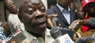 'Why did you wait till 2am?' — Oshiomhole tackles INEC chairman at ICC