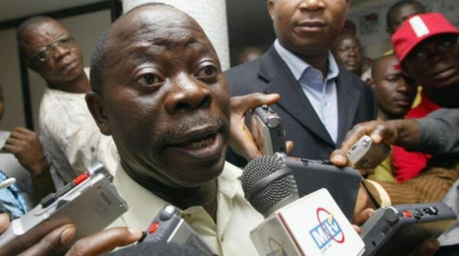 'They want war' — Oshiomhole reacts to 'attack' on residence in Benin