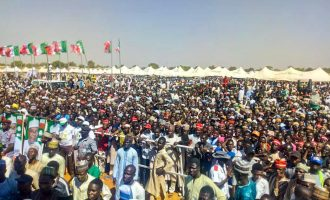 Shehu Sani: Critics of PDP rally can rent their crowd from Sudan