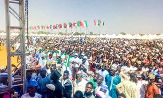 El-Rufai: PDP rented crowd from Niger Republic for Sokoto rally