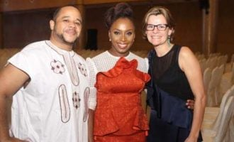 Adichie's Purple Hibiscus Trust fetes new crop of writers at 'magical' literary shindig