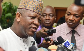 Yari warns INEC: Elections won't take place in Zamfara without APC candidates